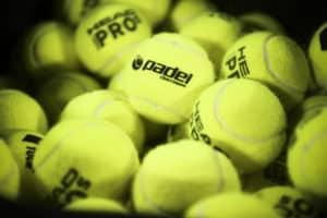 padel pallo vs tennispallo
