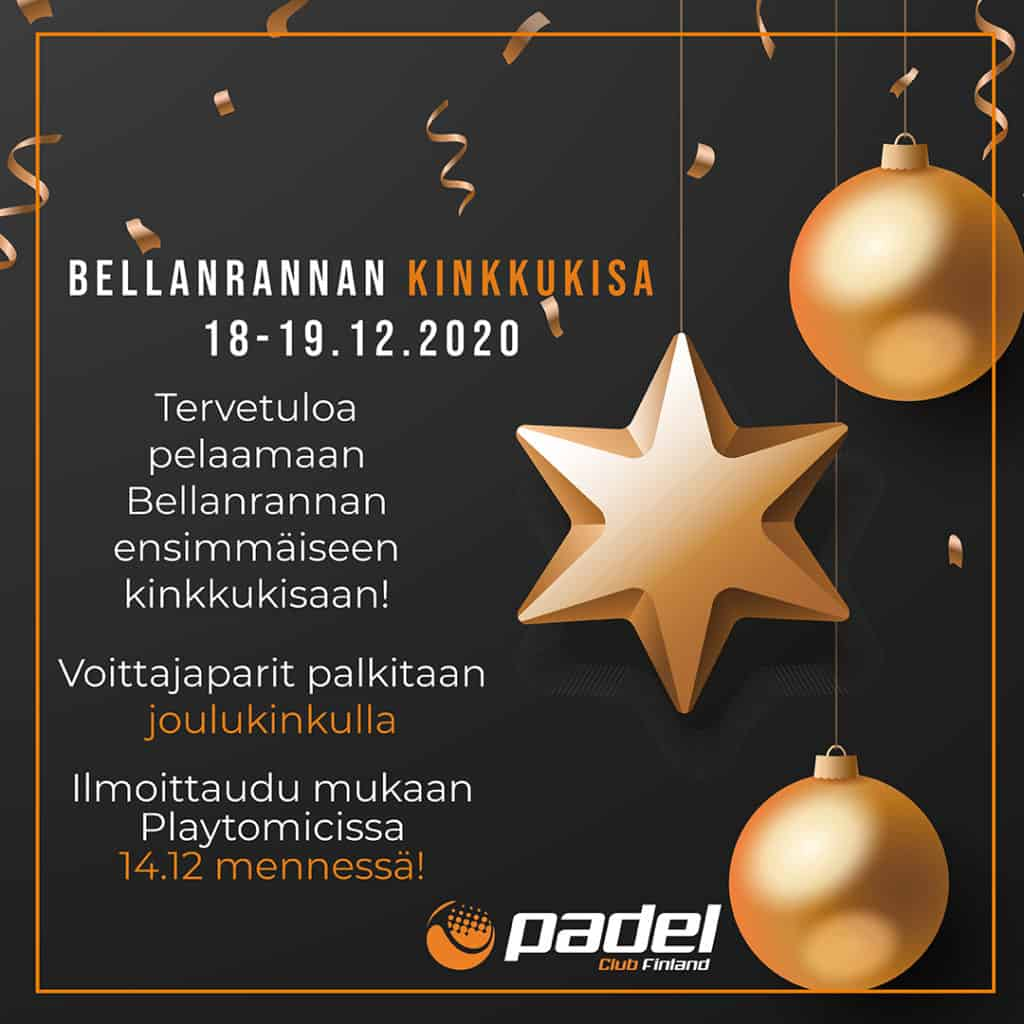 Kinkkukisa Bellanranta