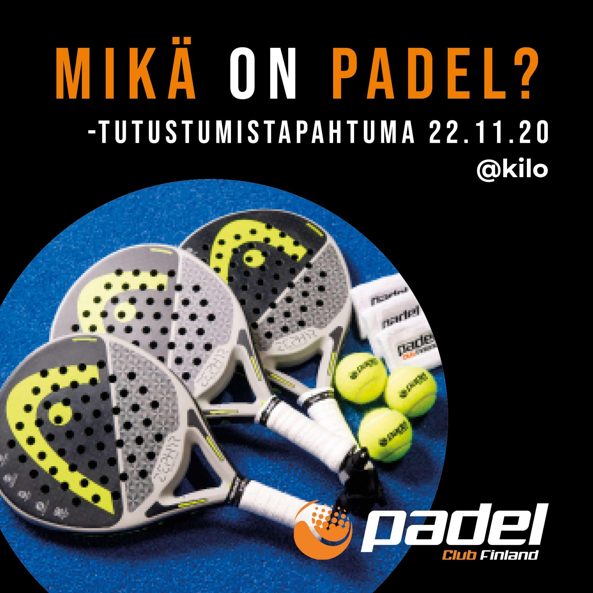Padel Kilo